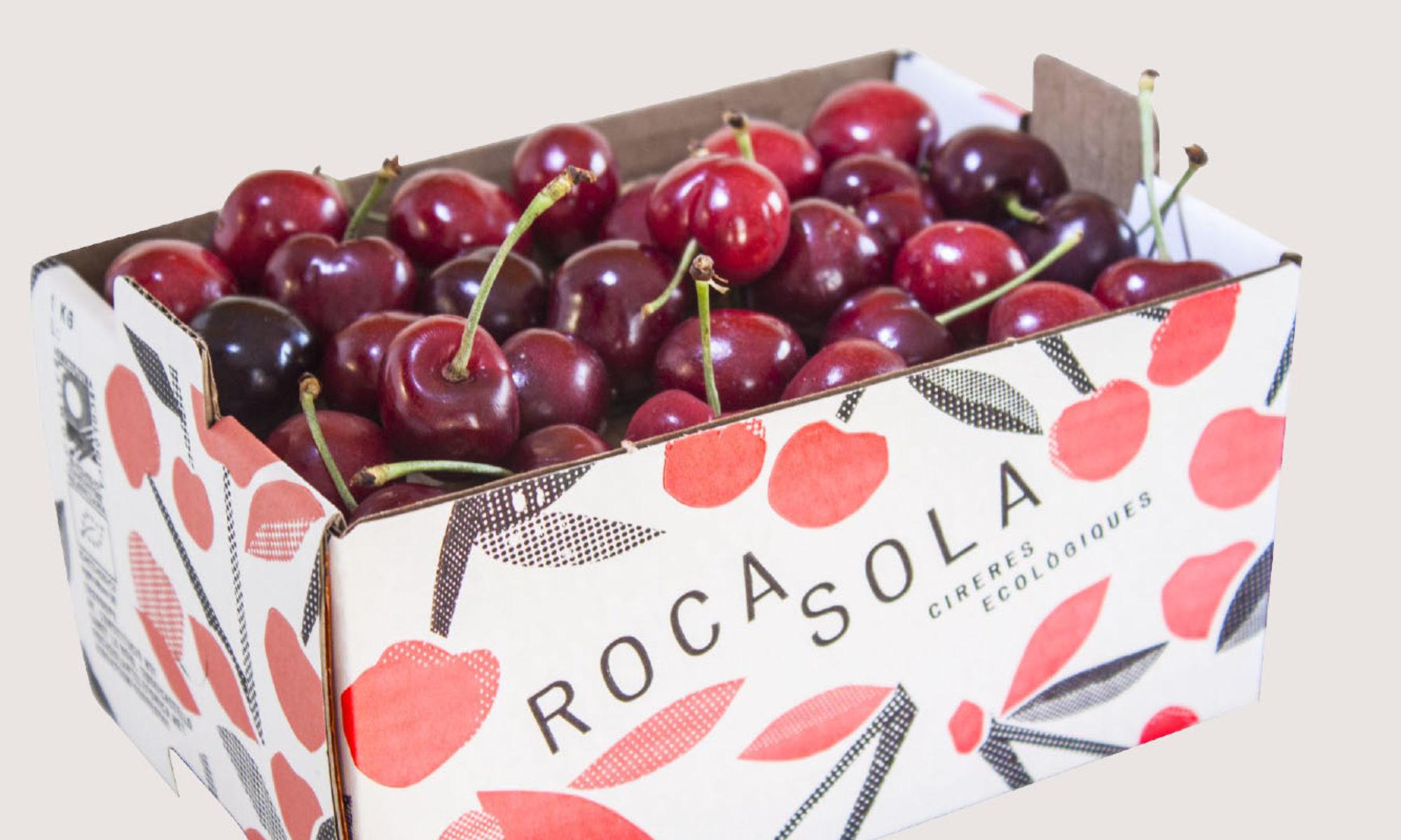 ROCA SOLA Cerezas y productos Ecológicos